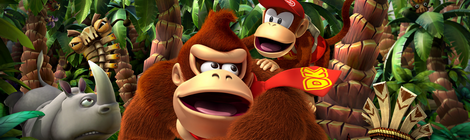 Donkey Kong Country Returns 3D (3DS)