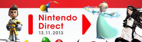 Nintendo Direct 2013-11-13
