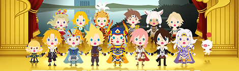 Theatrhythm Final Fantasy Curtain Call (3DS)