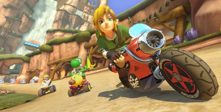 Mario Kart 8 (Wii U) - sticky 2