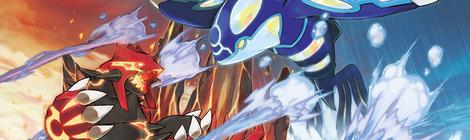 Pokémon Rubis Oméga et Saphir Alpha (3DS)