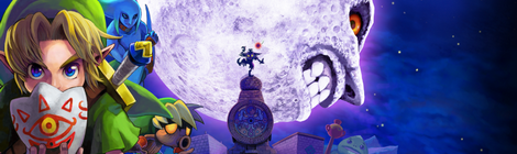 The Legend of Zelda Majora's Mask 3D (3DS)