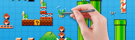 Mario Maker (Wii U)