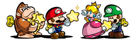 Mario vs Donkey Kong Tipping Stars (Wii U)