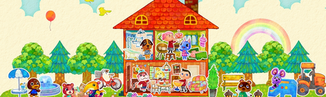Animal Crossing Happy Home Designer (3DS)
