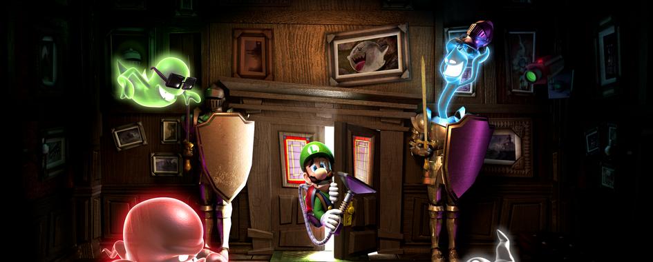 Luigi's Mansion 2 (3DS)