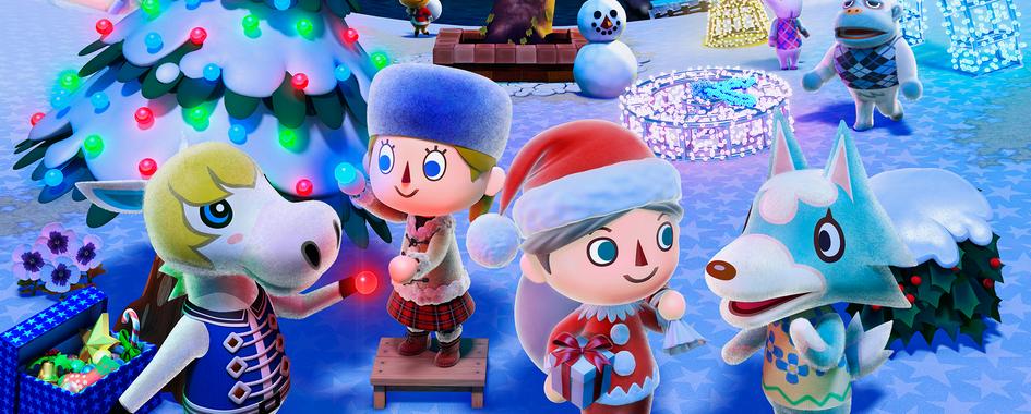 Animal Crossing (neige)