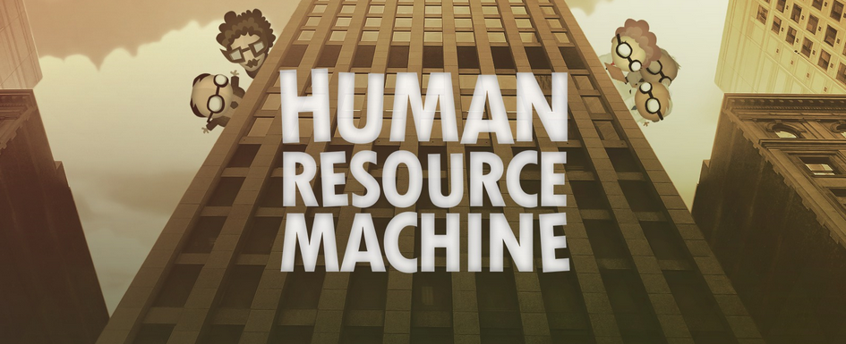 Human Resource Machine (Wii U)