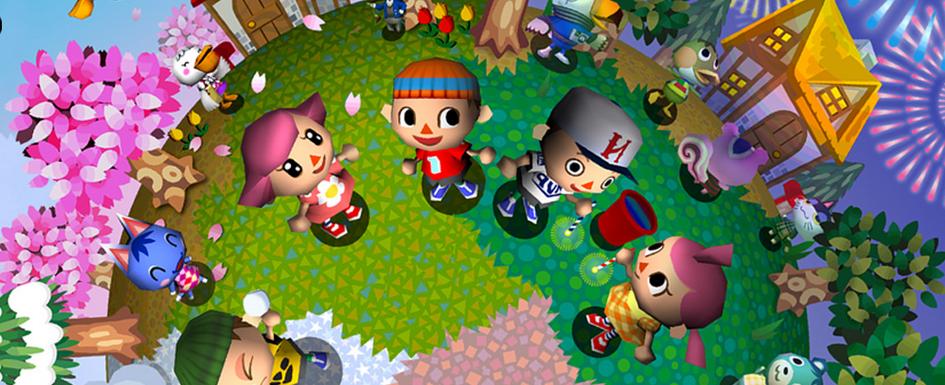 Animal Crossing Wild World (DS)